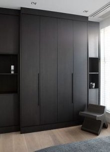 Pretty Wardrobe Design Ideas That Can Try In Your Home22