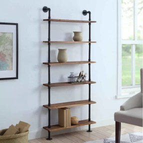 Stunning Diy Pipe Shelves Design Ideas That Looks Awesome05