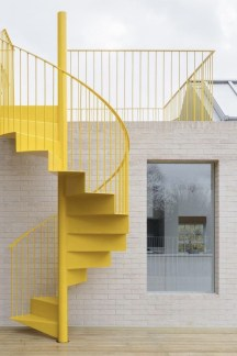 Stunning Staircase Design Ideas To Try This Month22