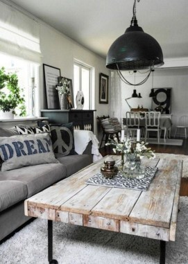 Top Farmhouse Style Living Room Decor Ideas That Looks Adorable08