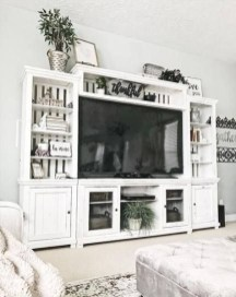 Unordinary Entertainment Centers Design Ideas You Must Try In Your Home05