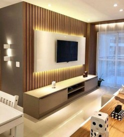 Unordinary Entertainment Centers Design Ideas You Must Try In Your Home08