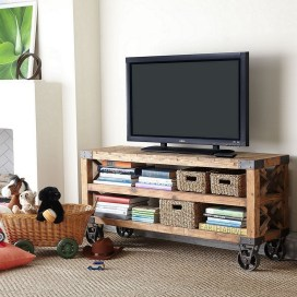 Unordinary Entertainment Centers Design Ideas You Must Try In Your Home09