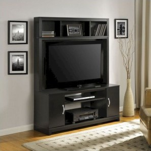 Unordinary Entertainment Centers Design Ideas You Must Try In Your Home13