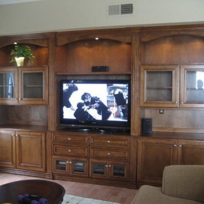 Unordinary Entertainment Centers Design Ideas You Must Try In Your Home21
