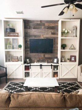 Unordinary Entertainment Centers Design Ideas You Must Try In Your Home28