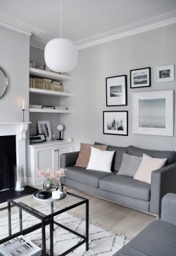 Wonderful Small Living Room Decoration Ideas To Try Asap37
