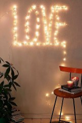 Wonderful String Lights Ideas For Valentine Days That Will Amaze You04