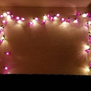 Wonderful String Lights Ideas For Valentine Days That Will Amaze You20