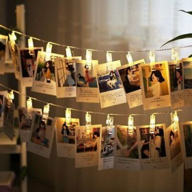 Wonderful String Lights Ideas For Valentine Days That Will Amaze You37