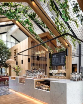 Brilliant Restaurant Design Ideas That Will Make Your Customers Cozy08
