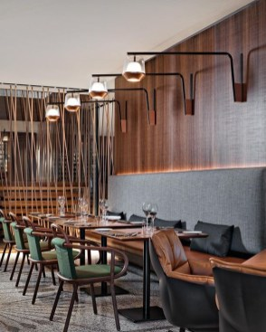 Brilliant Restaurant Design Ideas That Will Make Your Customers Cozy15
