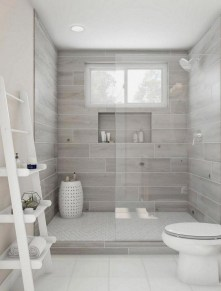 Casual Master Bathrooms Design Ideas That Connected To Nature23