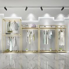 Dreamy Clothing Store Design Ideas For Teen Shoper To Try15