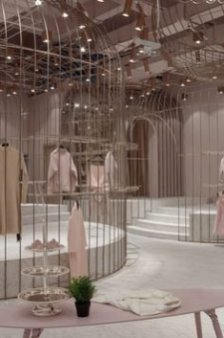 Dreamy Clothing Store Design Ideas For Teen Shoper To Try25