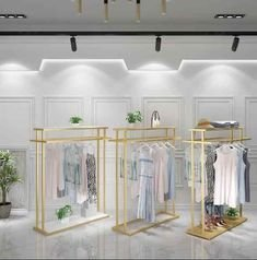 Dreamy Clothing Store Design Ideas For Teen Shoper To Try36
