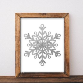Enchanting Diy Winter Wall Art Ideas To Try Asap16