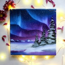 Enchanting Diy Winter Wall Art Ideas To Try Asap20