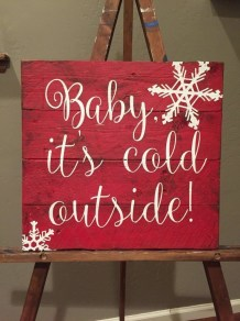 Enchanting Diy Winter Wall Art Ideas To Try Asap26