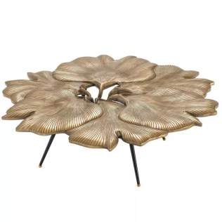 Excellent Chair And Table Design Ideas With Flower Shapes To Try Asap10