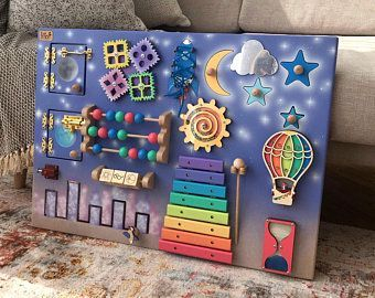 Exciting Diy Busy Boards Ideas For Toddler Learning That You Need To Try11