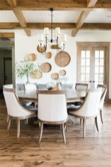 Fancy Round Dining Table Design Ideas That Looks So Awesome06