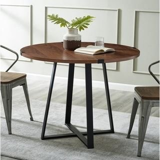 Fancy Round Dining Table Design Ideas That Looks So Awesome32