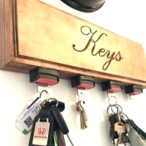 Fantastic Wall Key Holders Design Ideas That Looks So Amazing04