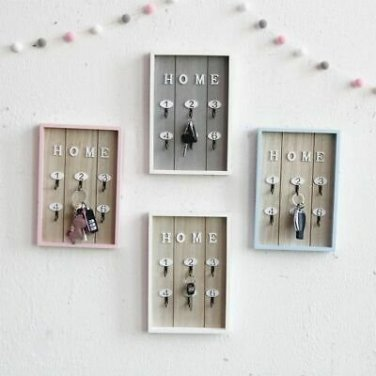 Fantastic Wall Key Holders Design Ideas That Looks So Amazing10