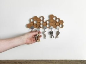 Fantastic Wall Key Holders Design Ideas That Looks So Amazing24