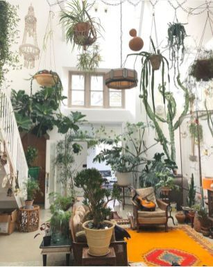 Lovely Indoor Jungle Decor Ideas To Try Asap13