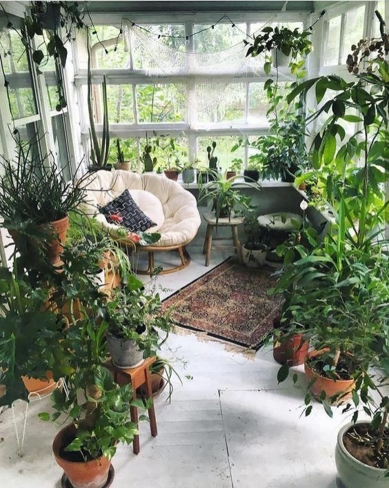 Lovely Indoor Jungle Decor Ideas To Try Asap30