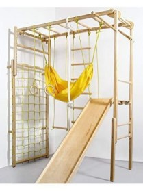 Luxury Indoor Swing Design Ideas For Kids Space To Have Right Now04