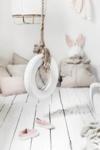 Luxury Indoor Swing Design Ideas For Kids Space To Have Right Now22
