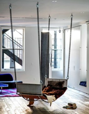 Luxury Indoor Swing Design Ideas For Kids Space To Have Right Now23