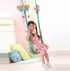 Luxury Indoor Swing Design Ideas For Kids Space To Have Right Now25