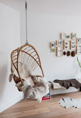 Luxury Indoor Swing Design Ideas For Kids Space To Have Right Now33