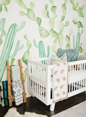 Perfect Cactus Trends Design Ideas For Kids Room To Have06