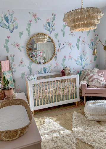 Perfect Cactus Trends Design Ideas For Kids Room To Have13