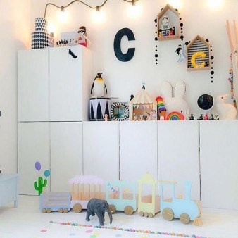 Sophisticated Diy Ikea Cabinet Design Ideas For Kids Room To Try This Month24