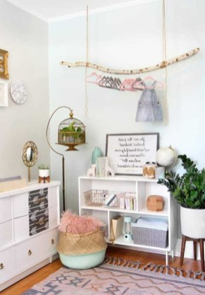 Splendid Baby Closet Organizer Design Ideas That Without Closet To Try18