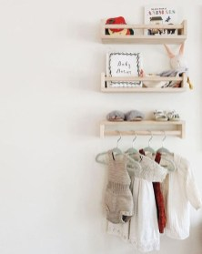 Splendid Baby Closet Organizer Design Ideas That Without Closet To Try20