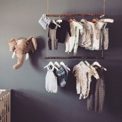Splendid Baby Closet Organizer Design Ideas That Without Closet To Try32