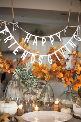 Unusual Friendsgiving Decor Ideas For Holiday Celebrating To Try06
