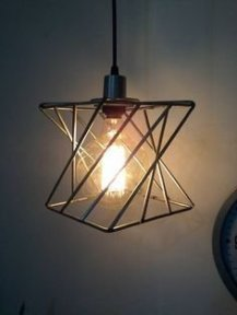 Vintage Industrial Lamps Design Ideas To Improve Your Home Lighting10