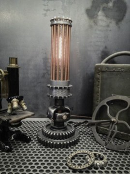Vintage Industrial Lamps Design Ideas To Improve Your Home Lighting15