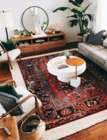 Captivating Bohemian Interior Design Ideas That Suitable For Your Apartment04