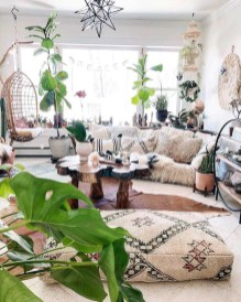 Captivating Bohemian Interior Design Ideas That Suitable For Your Apartment10