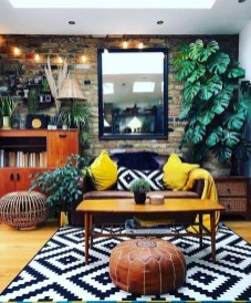 Captivating Bohemian Interior Design Ideas That Suitable For Your Apartment11