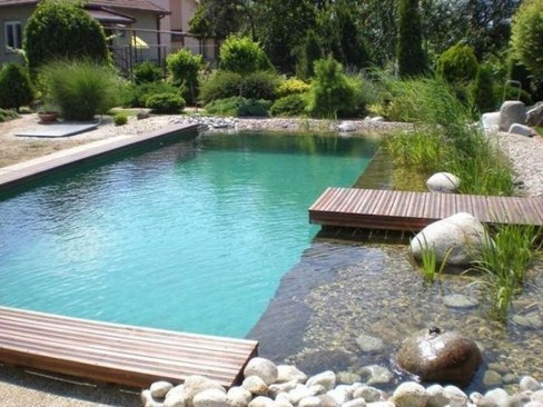 Comfy Swimming Pools Design Ideas With Stunning Natural Surroundings03
